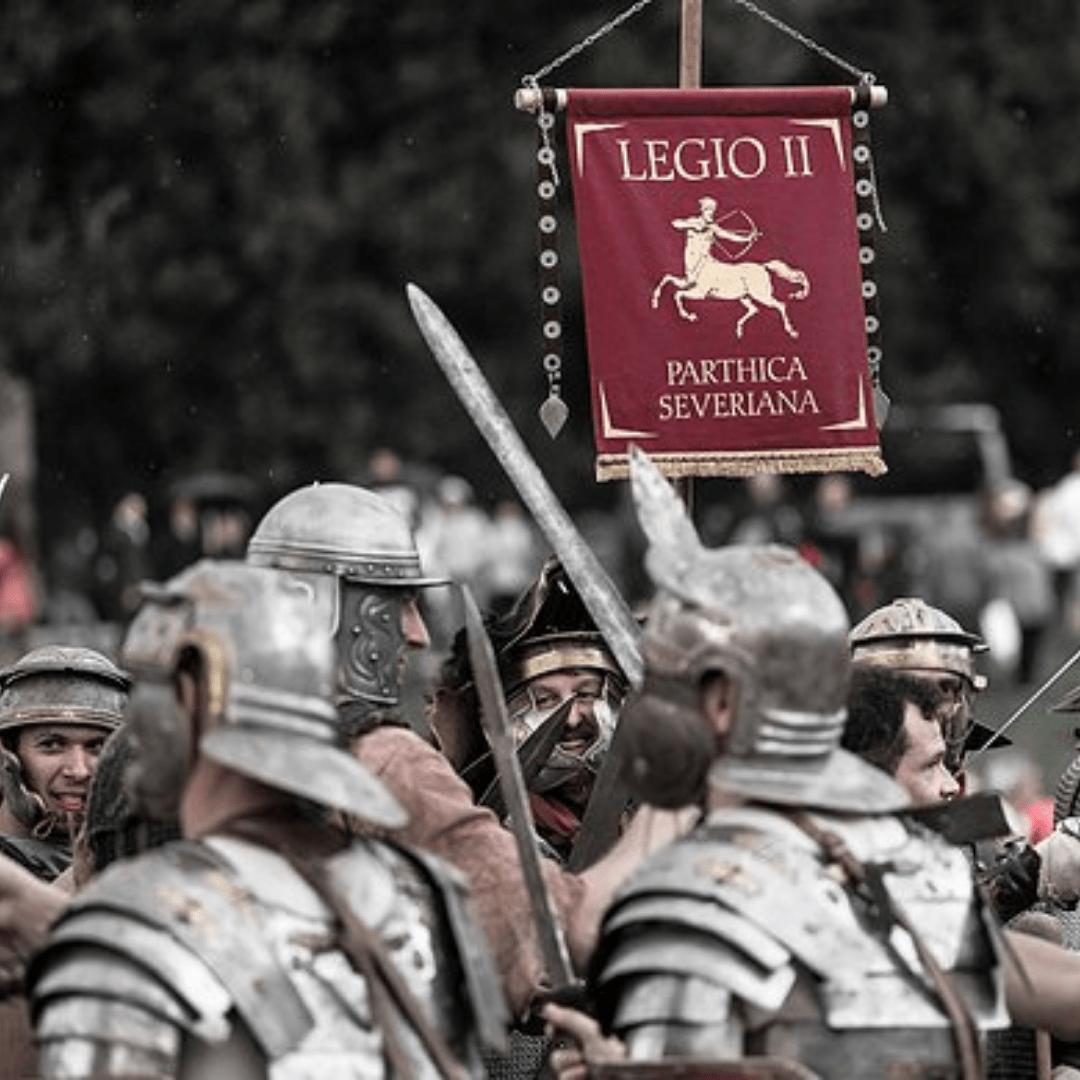 Museo della Musei archeologici Seconda Legione Partica