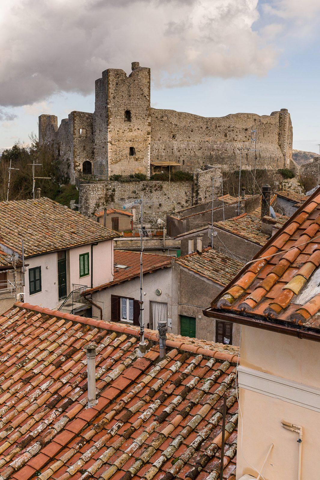 Rocca dei Colonna - MuDi di Castel San Pietro Romano