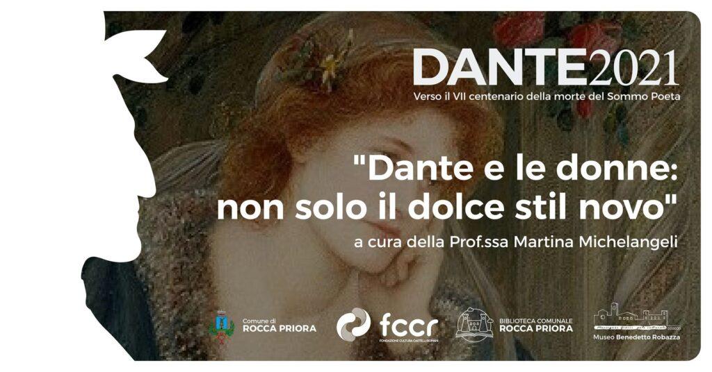 La prima conferenza #Dante2021