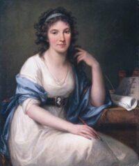 Ritratto di Ellis Cornelia Knight