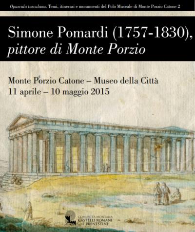 Simone Pomardi (1757 – 1830), pittore di Monte Porzio.