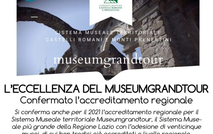 Il sistema Museale Territoriale in OMR 2021