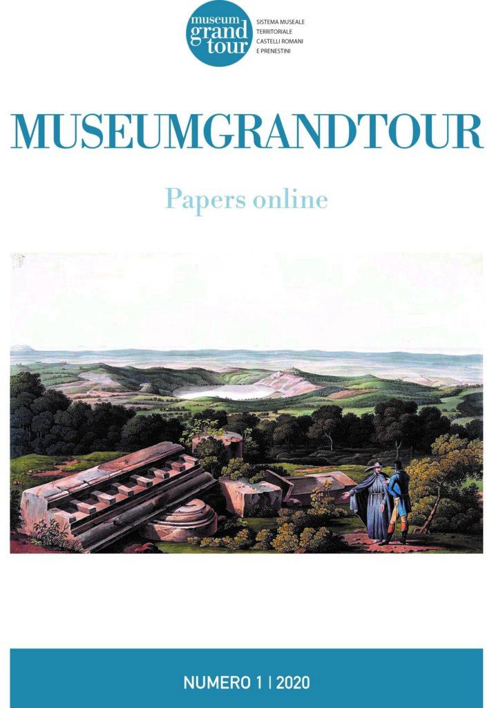 La copertina del primo numero della rivista
