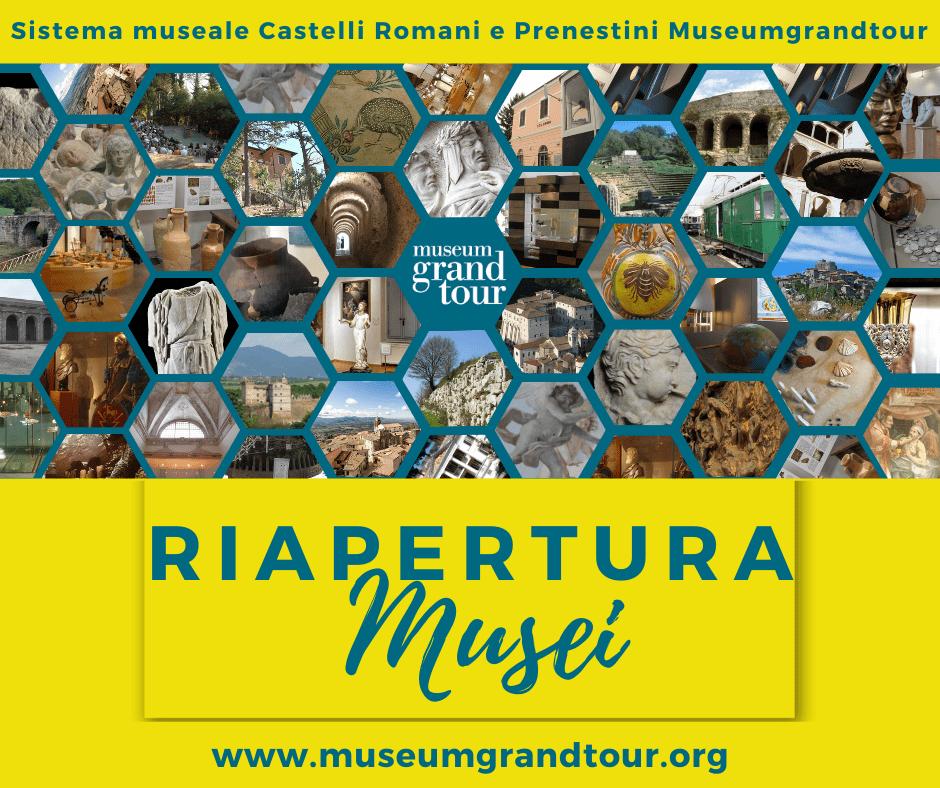 Riapertura dei musei del Museumgrandtour