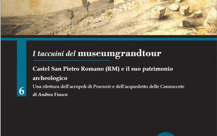 la presentazione del sesto taccuino del museumgrandtour