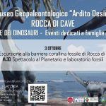 Locandina Rocca di Cave 3 ottobre
